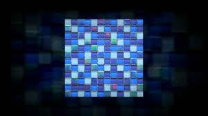 white bathroom wall tile corsica blanco with blue glass mosaic