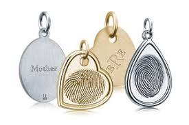 keepsake charms fingerprint keepsakes horan mcconaty