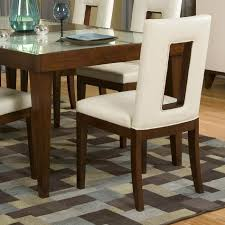 Table Pads For Dining Room Table by Kitchen Enzo Dining Side Chair Bred Seat Pads Combine With