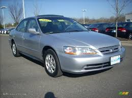 2002 silver honda accord 2002 satin silver metallic honda accord se sedan 7149881
