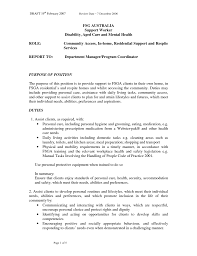 example of australian resume sample resume for aged care worker position template sample resume for aged care worker position