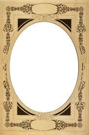 free vintage halloween printables 4x6 transparent frame png 2000 3000 vintage labels and vintage