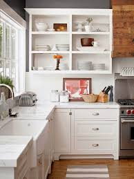 ikea kitchen cabinets without doors 19 best small kitchen decor ideas on a budget home decor
