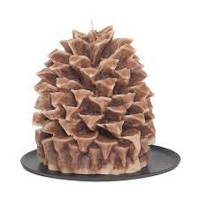 pinecone collection aspen bay candles