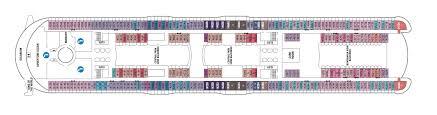 royal caribbean floor plan cruise detail worldwide cruises