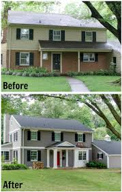 updating a traditional two story house in delaware