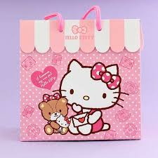 hello gift bags hello paper gift bag blippo kawaii shop