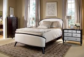 Transitional Bedroom Furniture by Harden Furniture For A Transitional Bedroom With A Two Tone Finish