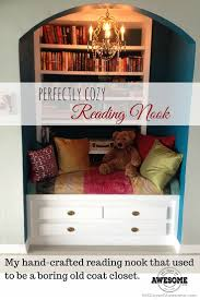 my cozy reading nook 365 days of awesome