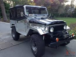 jeep body for sale land cruiser fj40 aluminum body