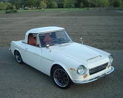vintage datsun convertible z car blog kw suspension
