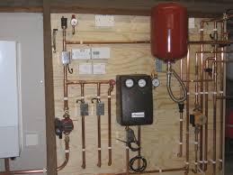 underfloor heating installation exle 2 pipework connect