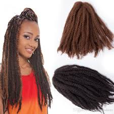 difference between afro twist and marley hair 2018 afro kinky curly twist marley braid hair extension synthetic