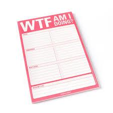 knock knock shop notepads stationery sticky notes journals