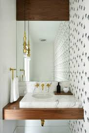 modern powder room designs