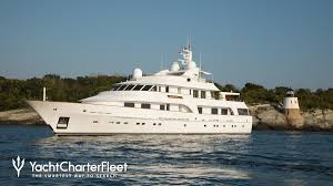 cracker bay yacht photos 45m luxury motor yacht for charter