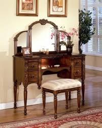 Vanity Desks Oak Vanity Table Foter