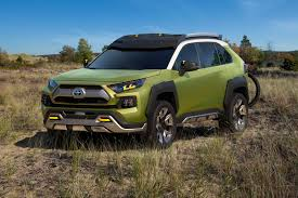 adventure mitsubishi 2017 toyota ft ac concept at la 2017 an adventure holiday on wheels by