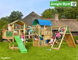 jungle gym paradise mega 5