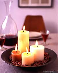 centerpieces with candles winning table centerpieces with candles fall decorations wedding