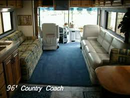 motor home interiors 2007 countryside interiors rv updates