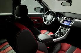 Evoque Interior Photos Range Rover Evoque Interior Details Autocar