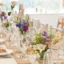 wedding flowers jam jars beautiful wedding flowers mesher wedding flowers in
