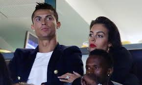 cr7 earrings is cristiano ronaldo engaged georgina rodriguez spotted with ring