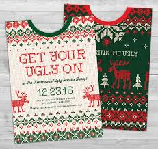 Christmas Sweater Party Ideas - christmas ugly sweater party games new year info 2018