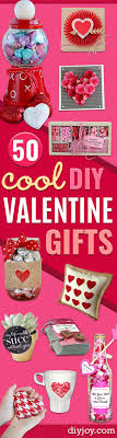 valentines day gifts for 50 cool and easy diy s day gifts diy