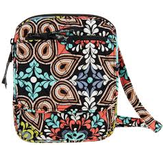 Ideas For Hanging Backpacks Vera Bradley U2014 Bags Wristlets Luggage U0026 Patterns U2014 Qvc Com