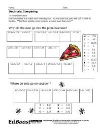 worksheet 612792 decimal puzzle worksheets u2013 decimals comparing
