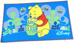 tappeti per bambini disney tappeto per bambini winnie the pooh disney