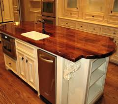 kitchen island wood countertop mesquite countertops mesquite hardwood countertops sekula