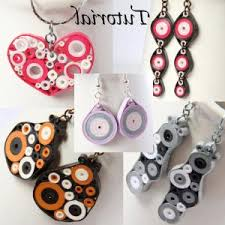 quilling earrings tutorial pdf free download tutorial for paper quilled jewelry pdf ksvhs jewellery
