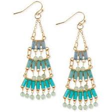 Turquoise Chandelier Earrings Polyvore Turquoise Chandelier Earrings Polyvore Jewelry Pinterest