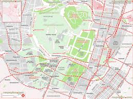 Metro Center Map by Tokyo Map City Center Map With Chiyada Imperial Palace Zone New Zone