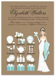 registry bridal shower sassy bridal registry blue invitation myexpression 18070