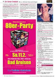 Bad Driburg Kino Wildwechsel 02 2017 Nord Ausgabe By Wildwechsel Das Magazin Der