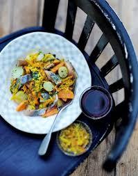 comment cuisiner le hareng salade de harengs aux patates douces recette d hiver régal
