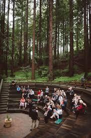 Berkeley Botanical Garden Wedding Weddings Mather Redwood Grove Uc Botanical Garden