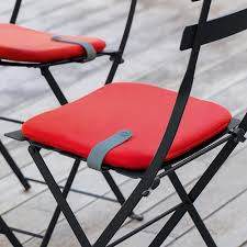 Fermob Bistro Chair Cushions Buy Colourful Outdoor Seat Cushions For Bistro Chairs By Fermob