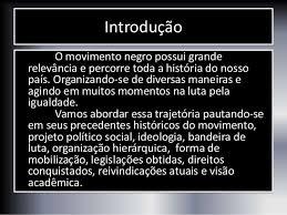 Common Movimento Negro #FJ17