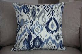 blue and gray sofa pillows home ideas diversphoto club