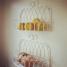 wall fruit basket beautiful wall mounted fruit basket wall mounted counter top wall