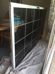 Patio Door Glass Repair Broken Patio Door Glass Patio Design Ideas