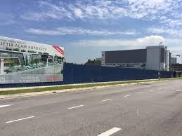setia alam auto city 3s showroom for sale malaysia property and