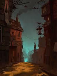 spooky town spooky town by henrikutvonen on deviantart