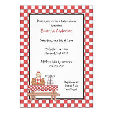 personalized picnic invitations custominvitations4u com