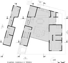 Plans House by Gallery Of Popsonics House Lab606 35 Architecture Plan